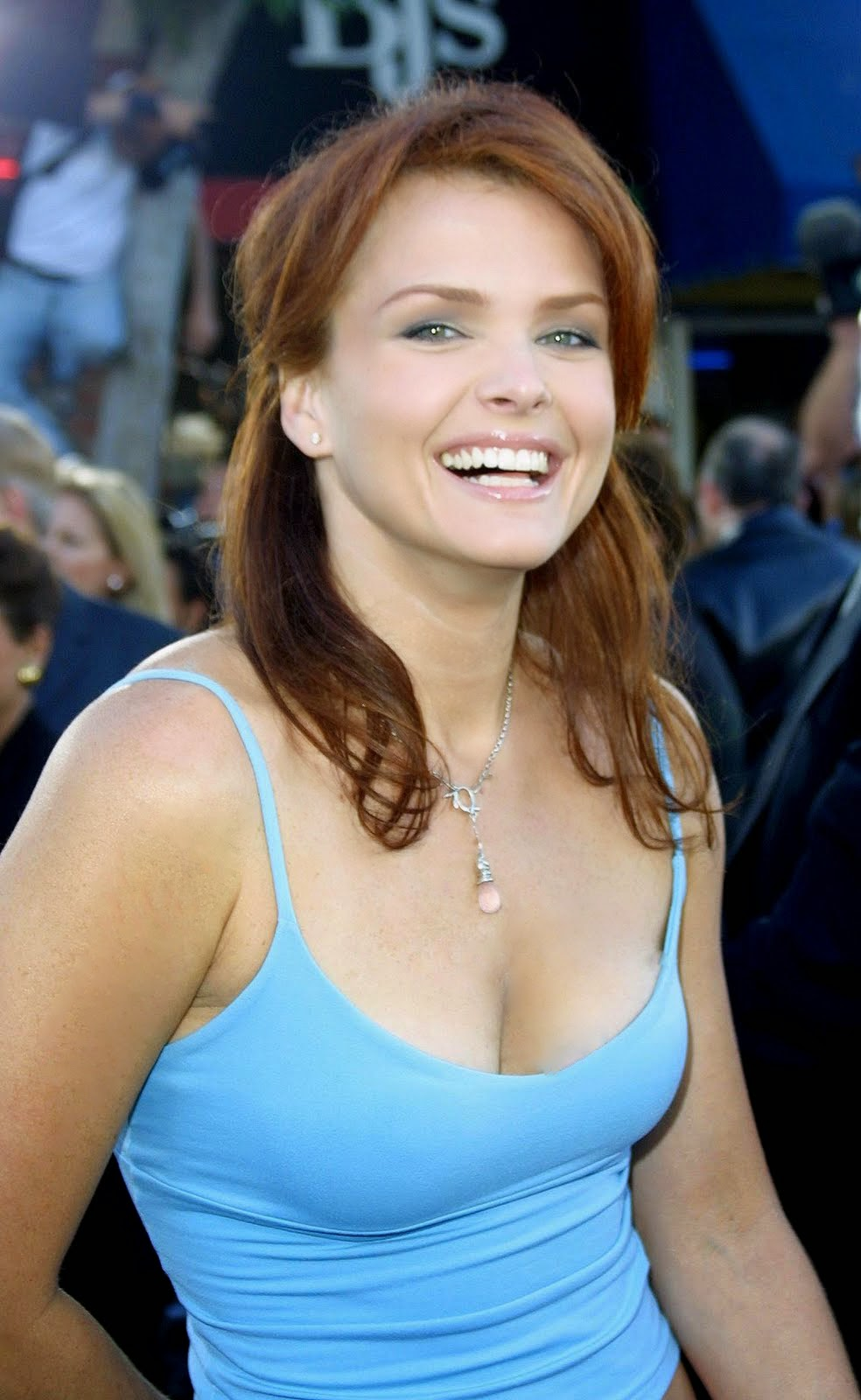 Dina Meyer, Film Actresses (the role of Barbara Gordon)