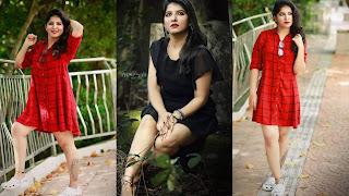 Aswathy Nair Hot Photos Uppum Mulakum Serial Actress