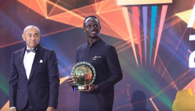 CAF Awards 2019: Senegal's striker Mane clinch the African player of  the year!