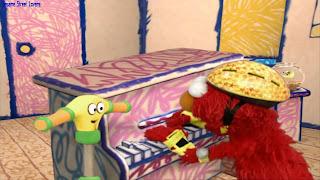 Sesame Street Elmo's World Jumping song