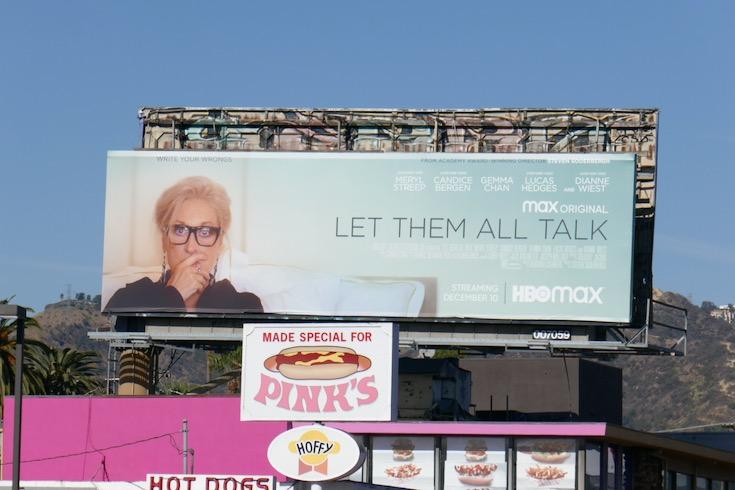 Let Them All Talk Max Original billboard