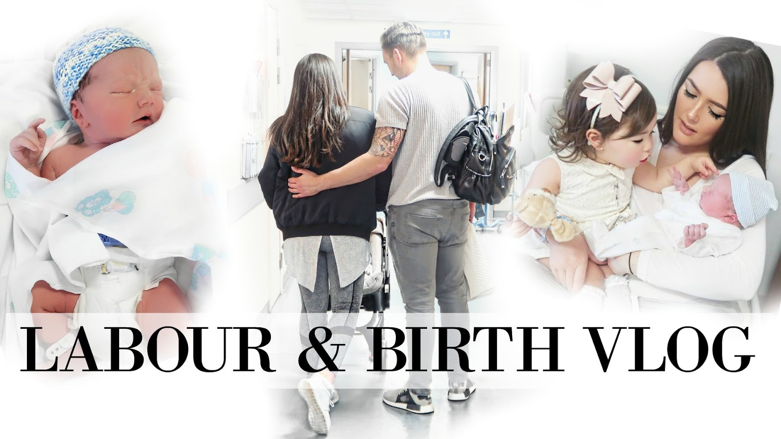 labour and birth vlog