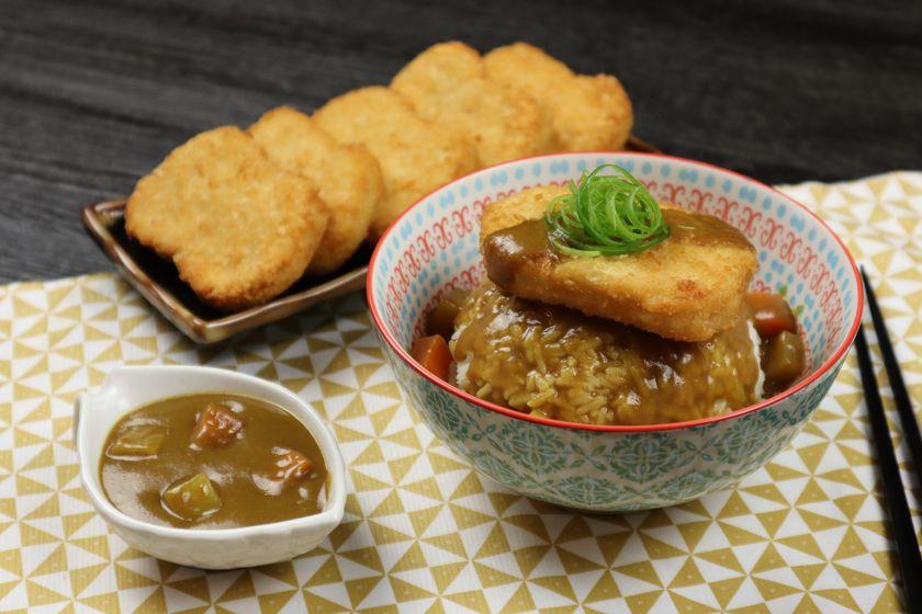 Chicken katsu with curry sauce recipe