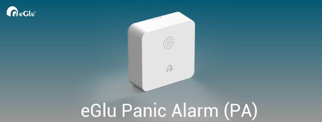 eGlu smart Home Panic Alarm