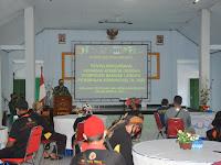 Pelihara Sinergitas dan  Silaturahmi, Komando distrik militer 0802/Ponorogo Gelar Komsos Dengan Komponen Bangsa