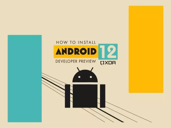 Install Preview Android 12