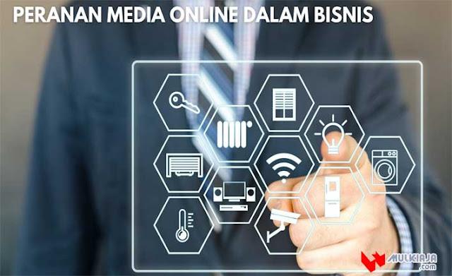 Peranan Media Online Dalam Bisnis