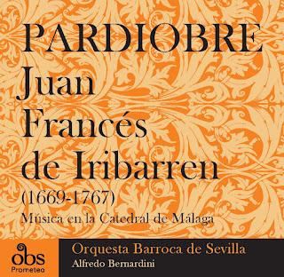 Orquesta Barroca de Sevilla – Pardiobre