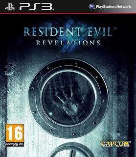 Resident Evil Revelations PS3 Torrent