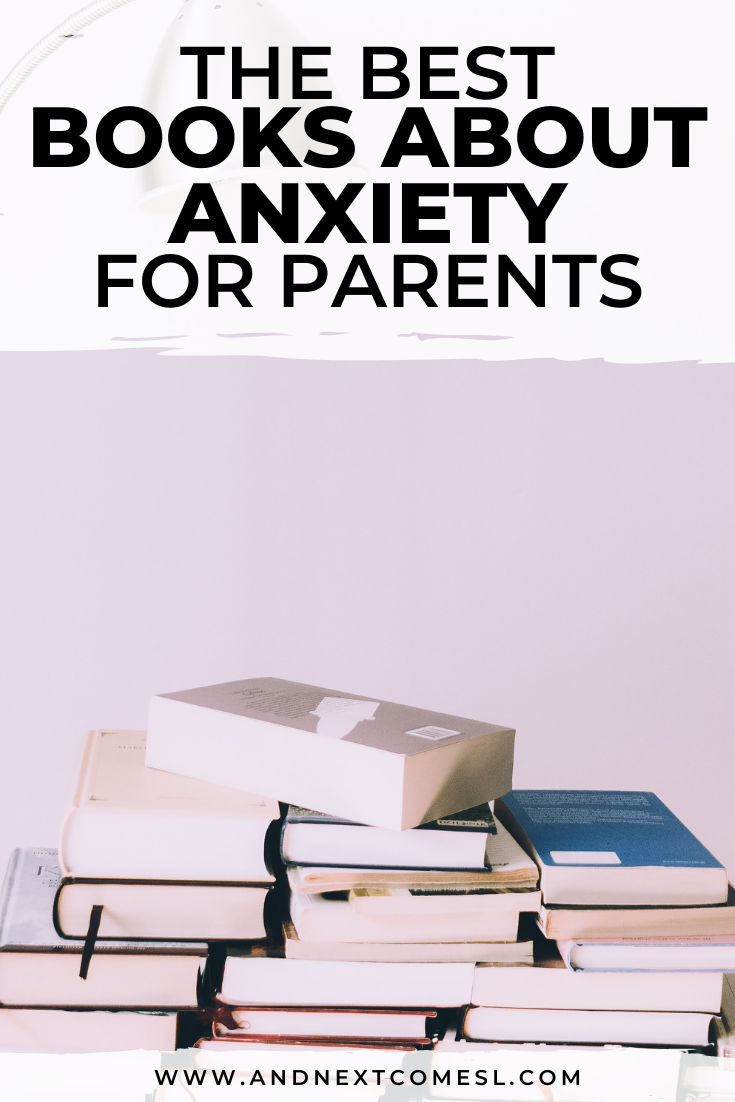 Books about anxiety for parents