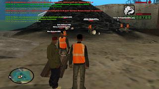 Работа для новичков на Advance RP - часть 1
