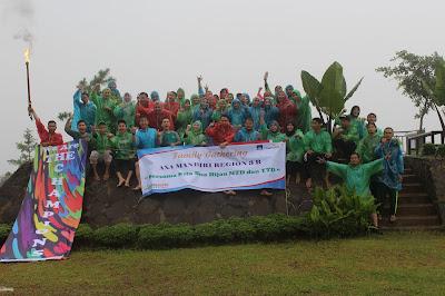Outbound Di Puncak Bogor