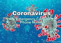 Coronavirus Emergency Contact Phone Number