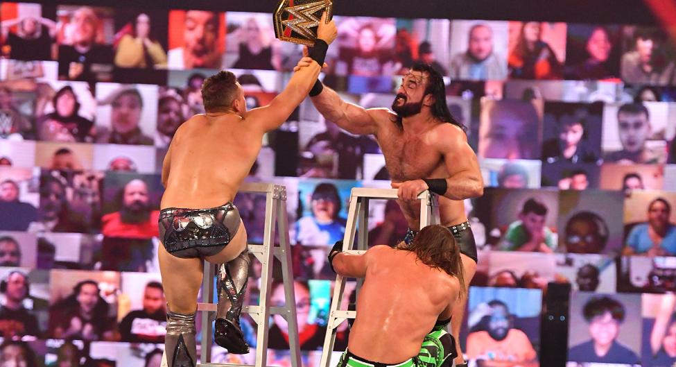 The Miz falha o cash-in do Money in the Bank no WWE TLC