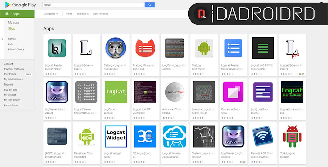 Logcat Android, Apa itu Logcat, Maksud Logcat, Cara Logcat Android, Cara Logcat Android dari Komputer, Cara membaca Logcat, Cara menjalankan Logcat, Indikator Logcat Android, ABD Logcat Android, Cara Logcat dari Smartphone Android