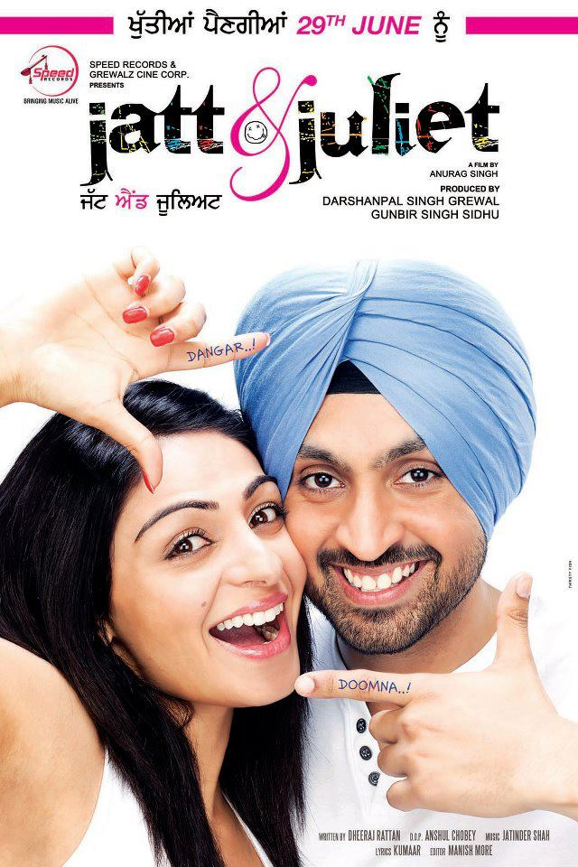 Jatt And Juliet Full Movie Download And Watch Free In Full -3368