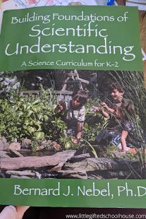 Building Foundations of Scientific Understanding Science Curriculum for Grades K-2 Book by Benard J Nebel, Ph.D