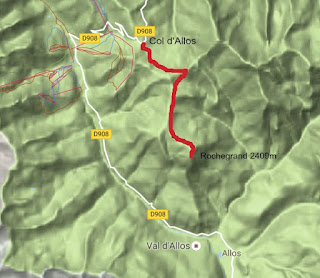 Rochegrand trail image