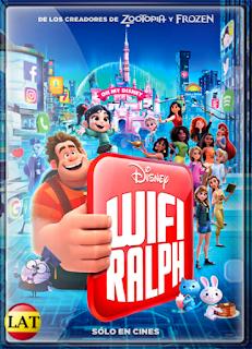 Wifi Ralph (2018) DVDRIP LATINO