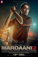 Mardaani 2 (2019) Full Movie [Hindi-DD5.1] 1080p HDRip ESubs Download