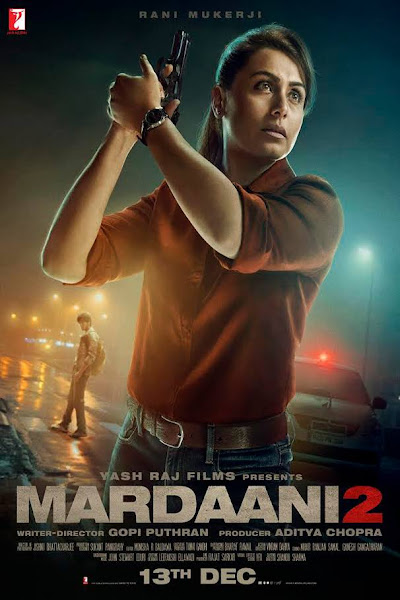 Mardaani 2 (2019) Full Movie [Hindi-DD5.1] 720p BluRay ESubs 900MB