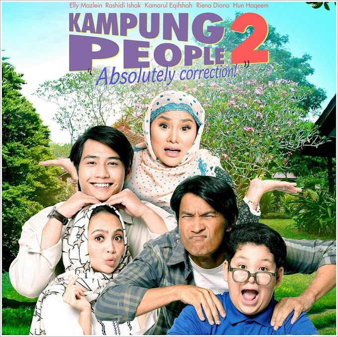 Drama | Kampung People 2 (2020)