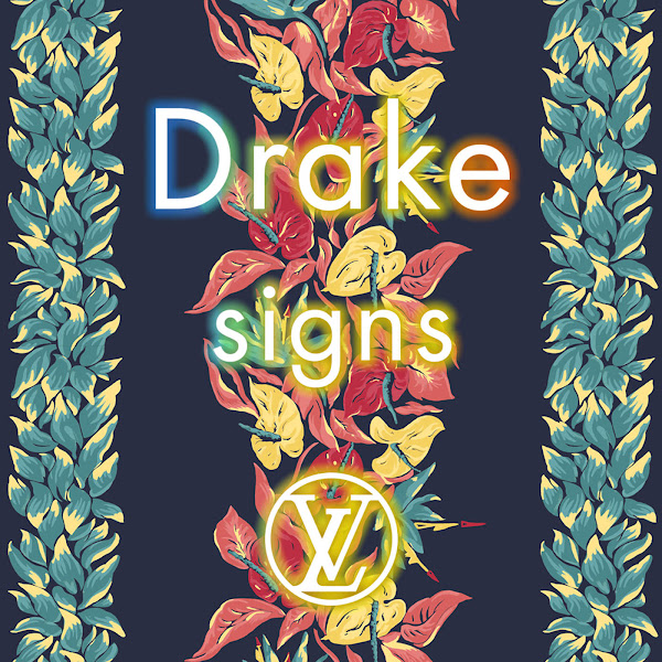 Drake - Signs - Single Cover