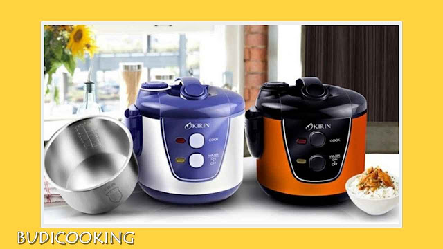 Review Kirin KRC-389 Magic Com | Rice Cooker Berkualiatas