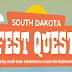 South DAKOTA summer festivals #infographic