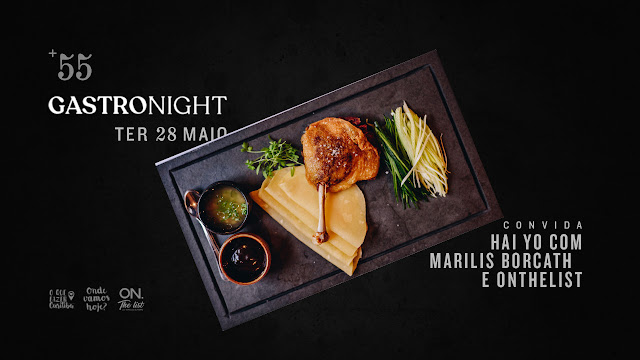 Chef estrelado, Kazuo Harada é convidado da Gastro Night +55