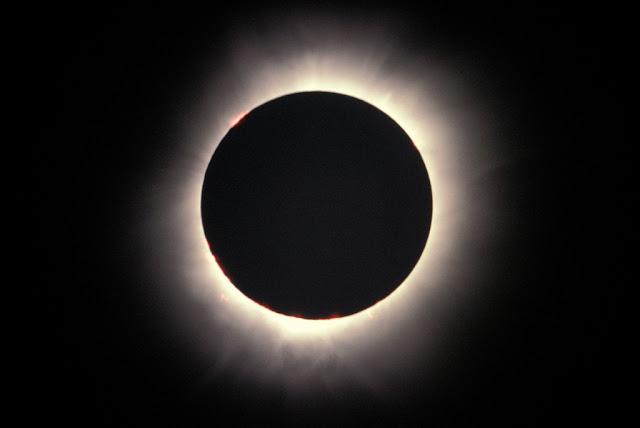 Total Solar Eclipse of 1979 - Jimmy Westlake