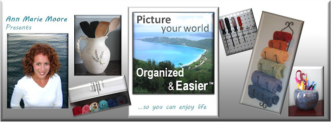 Picture Your World Organized & Easier
