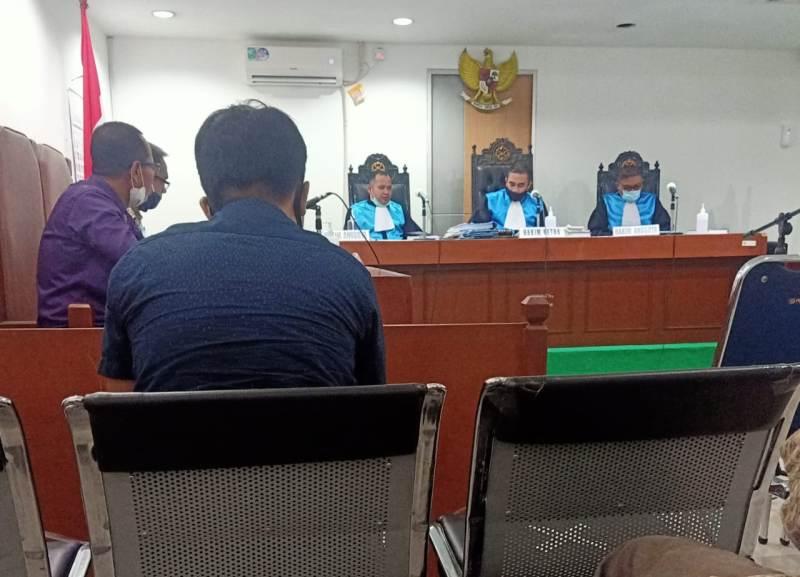Dari Sidang Sengketa Pilrek UNG di PTUN Jakarta