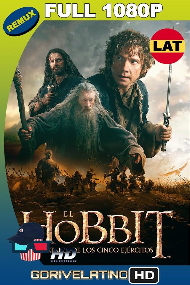 El Hobbit : La Batalla de los 5 Ejercitos (2014) EXTENDED EDITION BDRemux 1080p Latino-Ingles MKV