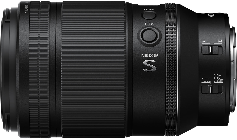 Макрообъектив Nikon Nikkor Z MC 105mm f/2.8 VR S