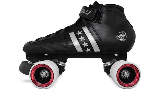 Bont Quadstar Roller Derby Skates