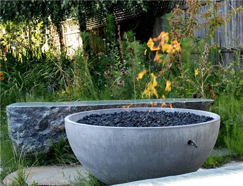 Modern Fire Pit Designs 187 Sage Outdoor Designs
