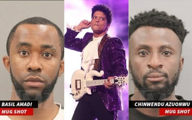 2 Nigerians Impersonate Bruno Mars, Scam A 63-Year-Old Texas Woman