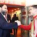 Ραντζέλοβιτς: «Η τελευταία επαφή με τον κ. Μαρινάκη ήταν μετά την Άρσεναλ, 50-50 να προκριθούμε»