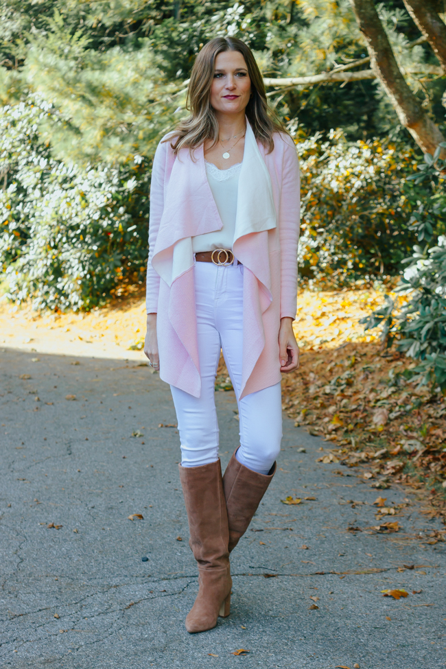 White Denim For Fall