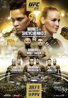 UFC 213 free video