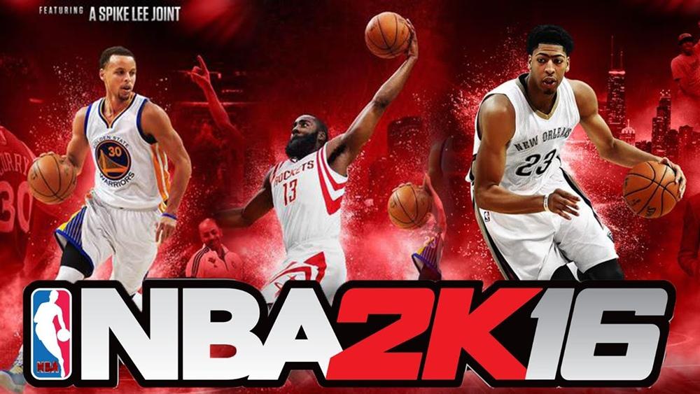 NBA 2K16 Free Download Poster