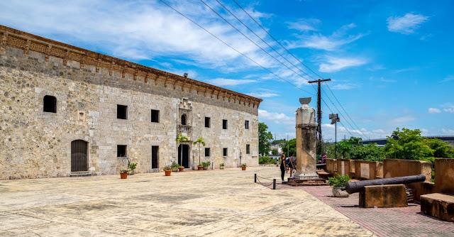museo de las casas reales zona colonial santo domingo dominican republic