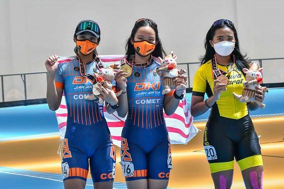 Tim Sepatu Roda Papua Gagal Raih Medali, Fokus di 4 Nomor Terakhir.lelemuku.com.jpg
