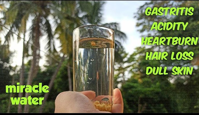 methi water for acidity