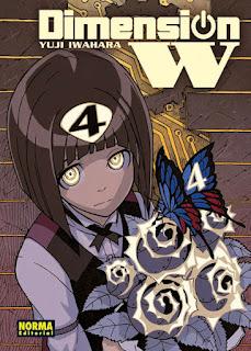 """Reseña de """"Dimension W #4"""" de Yûji Iwahara [Norma Editorial]"""