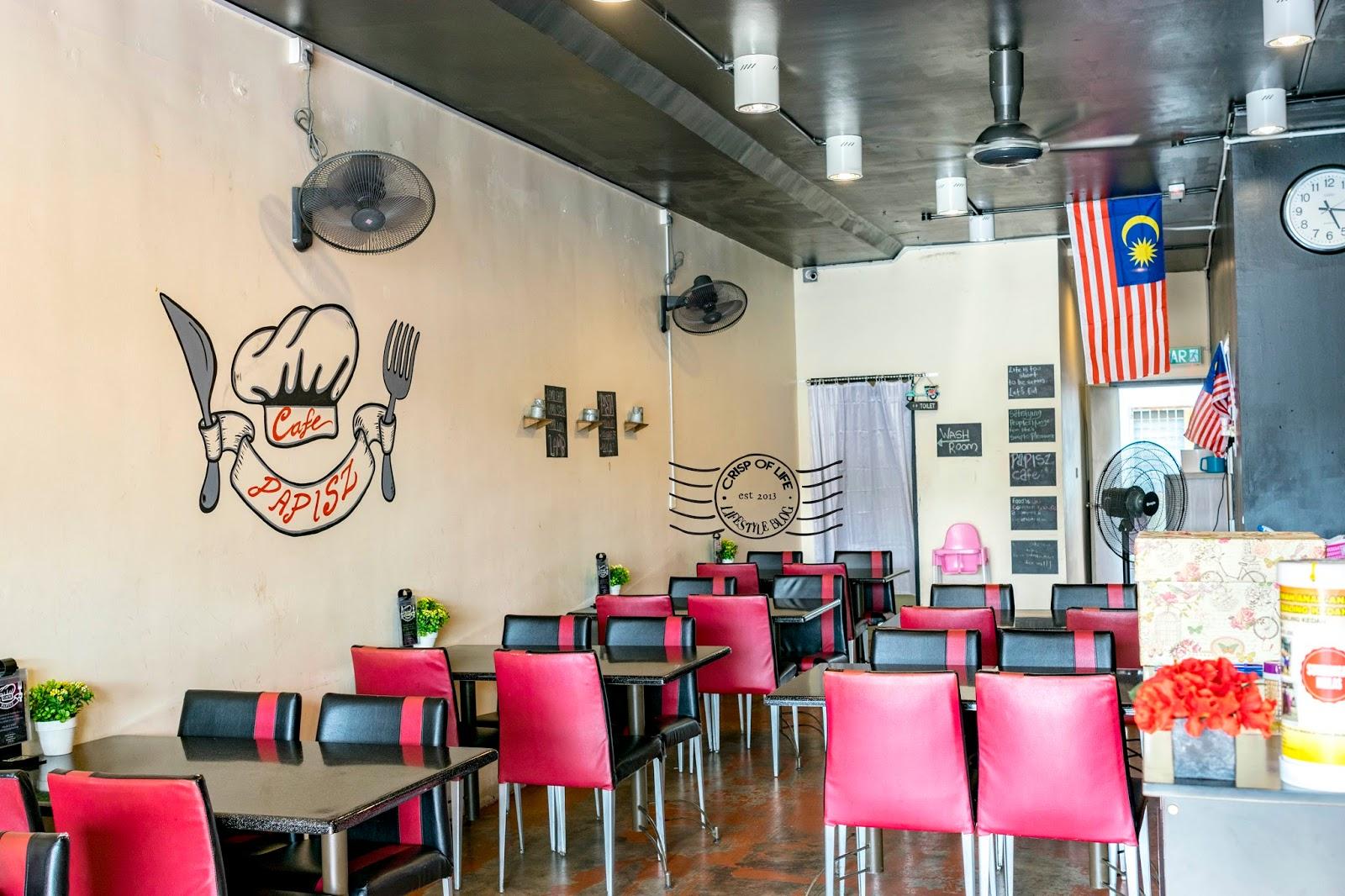 Papisz Cafe @ Sunway Tunas, Bayan Lepas, Penang