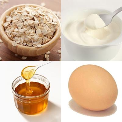 Làm trắng da bằng bột yến mạch (3)