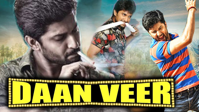 Daan Veer (Pilla Zamindar) Hindi Dubbed Movie Ft. Nani, Haripriya HDRip