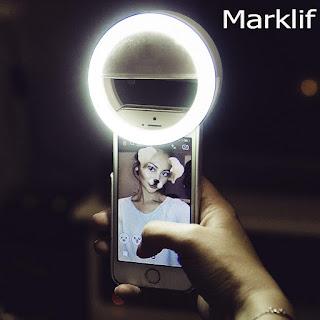 ring light, light for phone